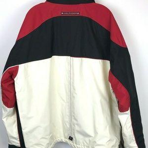 Tommy Hilfiger Jackets & Coats - TOMMY HILFIGER Reversible Nautical Windbreaker